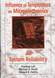 Cover of: Influence of temperature on microelectronics and system reliability