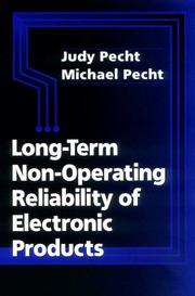 Cover of: Long-term non-operating reliability of electronic products