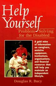 Cover of: Help yourself