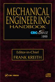 Mechanical Engineering Handbook on CD-ROM