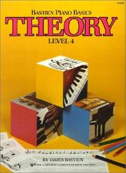 Cover of: Theory - Level 4 |