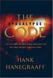 Cover of: The Apocalypse Code