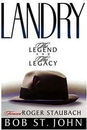 Cover of: Landry | St. John, Bob.