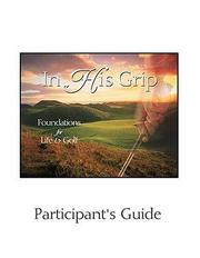 Cover of: In His Grip (EZ Lesson Plan)