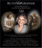 Cover of: Ruth Bell Graham | Walter Cronkite