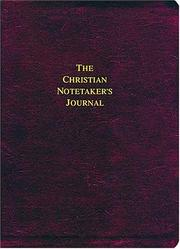 Cover of: The Christian Notetaker