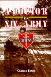 Cover of: A doctor in the XIVth Army