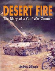 Cover of: Desert fire | Andrew Gillespie
