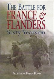 Cover of: Battle for France and Flanders