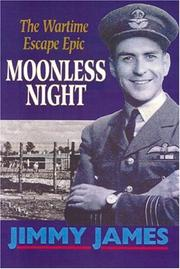 Cover of: Moonless night | B. A. James