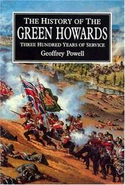 HISTORY OF THE GREEN HOWARDS,THE