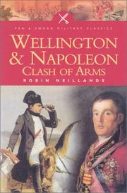 Cover of: Wellington and Napoleon