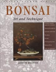 Cover of: Bonsai | Jennifer Wilkinson