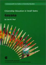 Cover of: Citizenship Education for Small States | Commonwealth Secretariat.