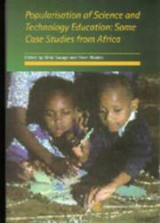Cover of: Popularisation of science and technology education