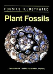 Cover of: Plant fossils