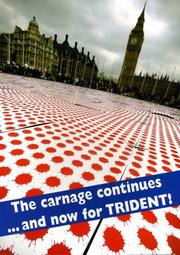 Cover of: Carnage Continuesand Now for the Trident (The Spokesman)