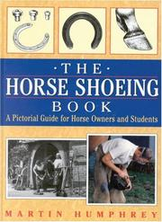 Cover of: The Horse Shoeing Book | Martin Humphrey