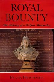 Cover of: Royal bounty