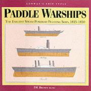 Cover of: Paddle Warships