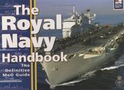 Cover of: The Royal Navy Handbook | Ministry of Defence