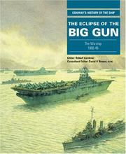 Cover of: The eclipse of the big gun