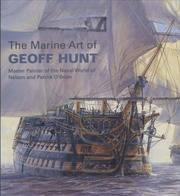 Cover of: The Marine Art of Geoff Hunt