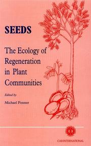 Cover of: Seeds | Michael Fenner