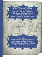 The Vinland map and the Tartar relation by R. A. Skelton