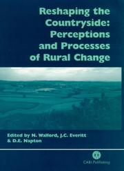 Cover of: Reshaping the countryside