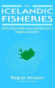 Cover of: Icelandic fisheries | Ragnar Arnason