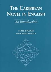 Cover of: The Caribbean novel in English