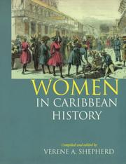 Cover of: Women in Caribbean History | Verene Shepherd