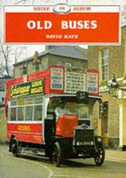Cover of: Old Buses