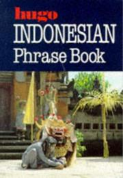 Cover of: Indonesian Phrase Book (Phrase Books)