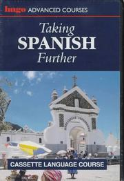 Cover of: Taking Spanish Further (Hugo