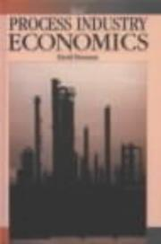 Cover of: Process industry economics