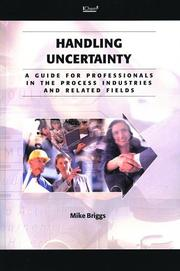 Cover of: Handling uncertainty | Mike Briggs
