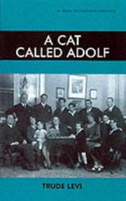 Cover of: A cat called Adolf