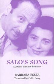 Cover of: Salo