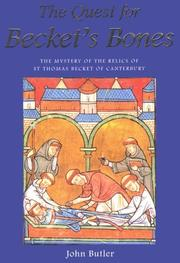 Cover of: The Quest for Becket's Bones