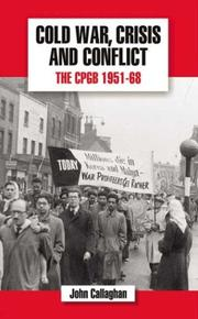 Cover of: Cold War, Crisis and Conflict