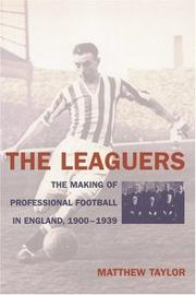 Cover of: The Leaguers