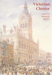 Cover of: Victorian Chester |