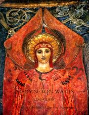 Cover of: Mary Seton Watts (1849-1938)