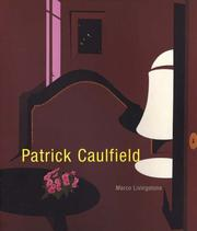 Cover of: Patrick Caulfield