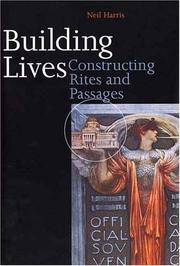 Cover of: Building lives
