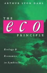 Cover of: The eco principle