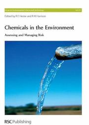 Cover of: Chemicals in the environment |