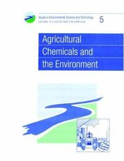 Cover of: Agricultural Chemicals and the Environment (Issues in Environmental Science and Technology)